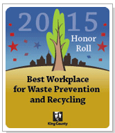 Schur Orthodontics 2015 Best Workplace Reduction & Recycling