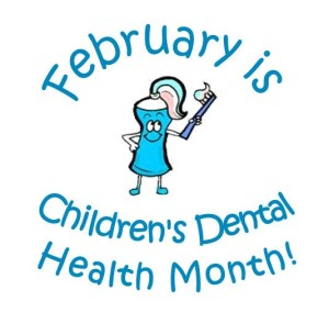 Children's dental health month Bellevue orthodontist
