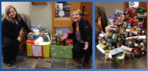 Food and supplies drive Ronald McDonald House