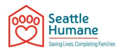 Seattle Humane Society Logo
