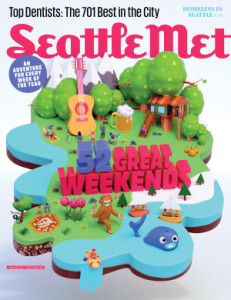 Bellevue orthodontist selected to Seattle Met magazine Top Dentists issue 2016