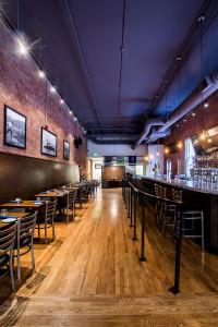 Taylor Shellfish Oyster Bar pregame food