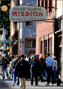 Union Gospel Mission Charitable Organizations