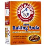 Baking soda care retainers