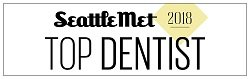 Seattle Top Dentist 2017 Badge
