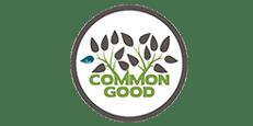 Logo of Common Good Blog a sponsor of the Eastside Community Crawl.